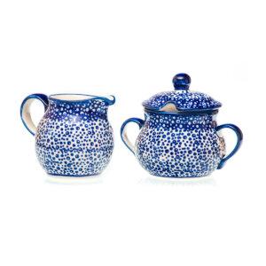 Bunzlauer Keramik Zucker & Milch Set MAGM