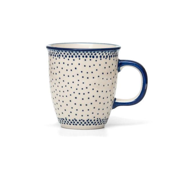 Bunzlauer Keramik Becher Tasse 300 ml Dekor 61 Unikat