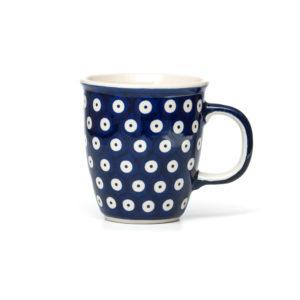 Bunzlauer Keramik Becher Tasse 300 ml Dekor 70A