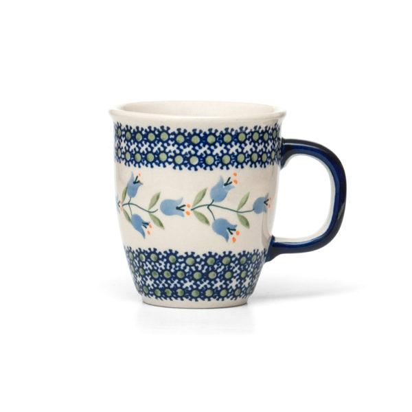 Bunzlauer Keramik Becher Tasse 300 ml Dekor ASD