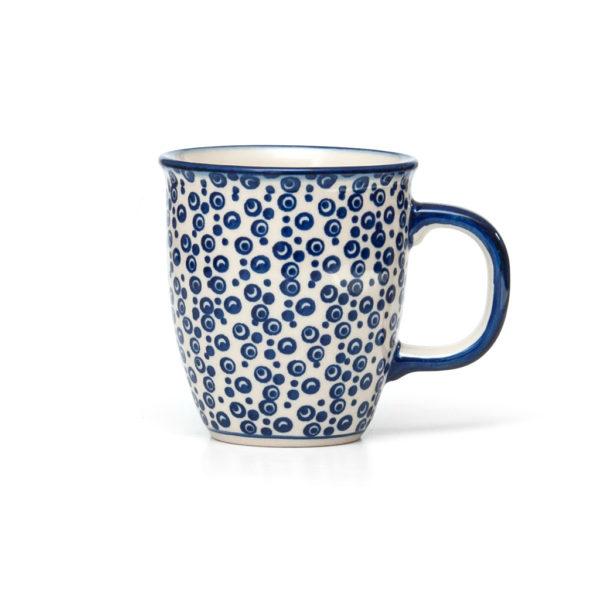 Bunzlauer Keramik Becher Tasse 300 ml Dekor MAGD