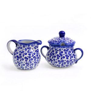 Bunzlauer Keramik Zucker & Milch Set MAGD