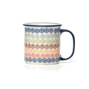 .Bunzlauer Keramik Becher 350 ml AS37 Unikat Modern