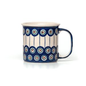 Bunzlauer Keramik Becher 350 ml 54A Handarbeit Neu