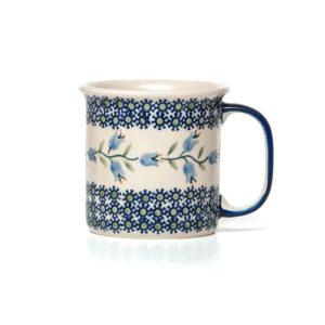 Bunzlauer Keramik Becher 350 ml ASD Handarbeit