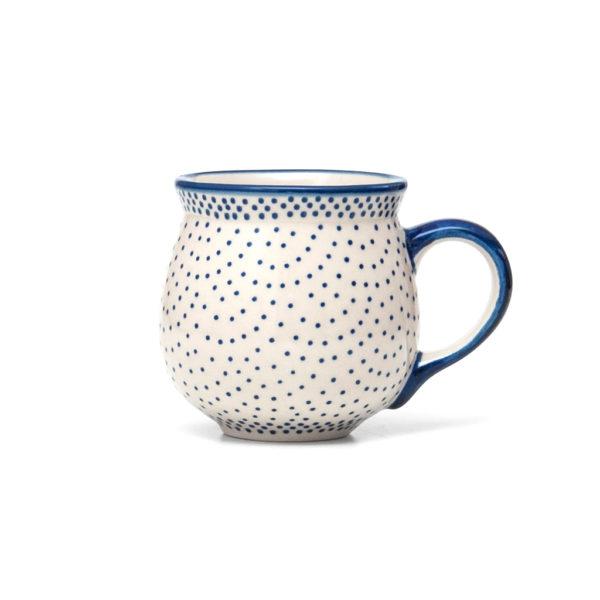 Bunzlauer Keramik Kugelbecher 300 ml 61A Unikat
