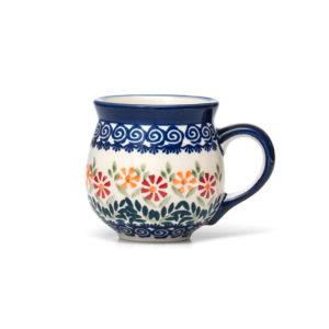 Bunzlauer Keramik Kugelbecher 300 ml JS14