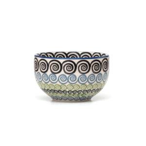Bunzlauer Keramik Müslischale 13 cm CGZC Unikat Modern