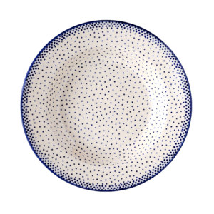 Bunzlauer Keramik Suppenteller 24cm Dekor 61A Unikat