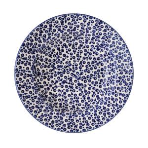 Bunzlauer Keramik Suppenteller 24cm Dekor MAGD