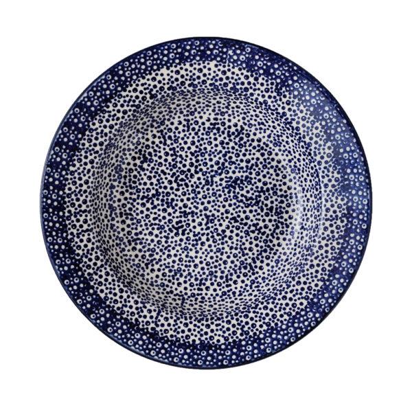 Bunzlauer Keramik Suppenteller 24cm Dekor MAGM
