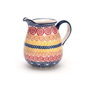 Bunzlauer Keramik Krug 1Liter