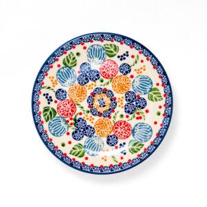 Bunzlauer Keramik Dessertteller 18cm KOKU Unikat Modern signiert
