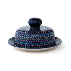 Bunzlauer Keramik Käseglocke IZ20 Unikat Modern signiert