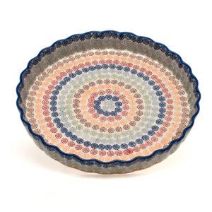 Bunzlauer Keramik Quiche & Tarteformen