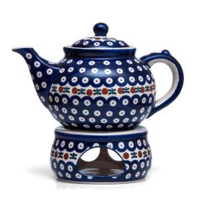 Bunzlauer Keramik Dekor 70 Handarbeit