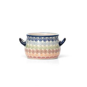 Bunzlauer Keramik Suppentasse 11cm AS37 Unikat Modern Handarbeit