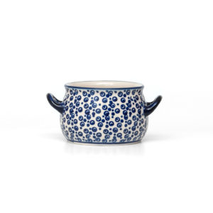 Bunzlauer Keramik Suppentasse 11cm MAGD Handarbeit