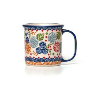 Bunzlauer Keramik Becher 350 ml KOKU Unikat Modern signiert