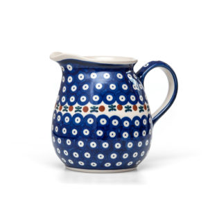Bunzlauer Keramik Krug 1,5 Liter Dekor 70 Handarbeit Neu