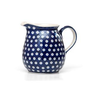 Bunzlauer Keramik Krug 1,5 Liter Dekor 70A Handarbeit Neu