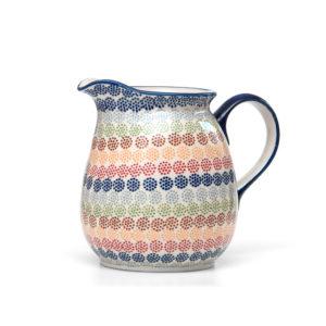 Bunzlauer Keramik Krug 1,5 Liter AS37 Unikat Modern