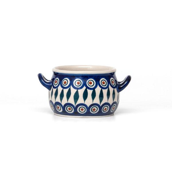 Bunzlauer Keramik Suppentasse 11cm 54 Handarbeit
