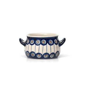Bunzlauer Keramik Suppentasse 11cm 54A Handarbeit