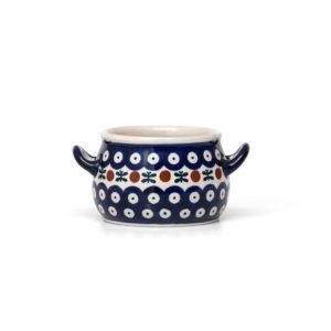 Bunzlauer Keramik Suppentasse 11cm 70 Handarbeit