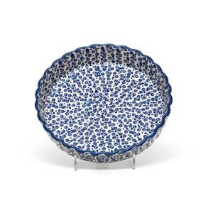 Bunzlauer Keramik Quiche Tarteform 23cm Dekor MAGD