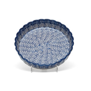 Bunzlauer Keramik Quiche Tarteform 23cm Dekor MAGM