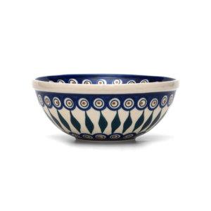Bunzlauer Keramik Schüssel 20cm Dekor 54 Handarbeit Neu