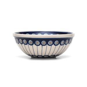 Bunzlauer Keramik Schüssel 20cm Dekor 54A Handarbeit Neu