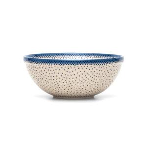 Bunzlauer Keramik Schüssel 20cm Dekor 61A Unikat Handarbeit Neu