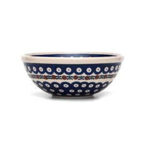 Bunzlauer Keramik Schüssel 20cm Dekor 70 Handarbeit Neu