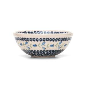 Bunzlauer Keramik Schüssel 20cm Dekor ASD Handarbeit Neu