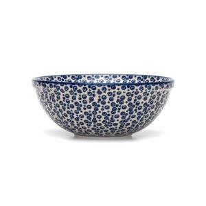 Bunzlauer Keramik Schüssel 20cm Dekor MAGD Handarbeit Neu