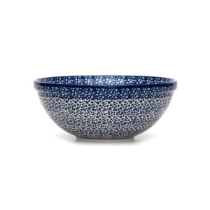 Bunzlauer Keramik Schüssel 20cm Dekor MAGM Handarbeit Neu