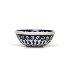 Bunzlauer Keramik Schüssel 15 cm Dekor 54 Handarbeit Neu