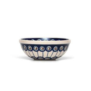 Bunzlauer Keramik Schüssel 15 cm Dekor 54A Handarbeit Neu