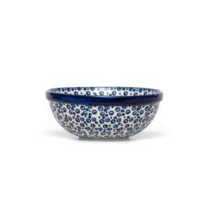Bunzlauer Keramik Schüssel 15 cm Dekor MAGD Handarbeit Neu