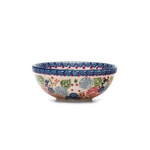 Bunzlauer Keramik Schüssel 17cm Dekor KOKU Unikat Modern