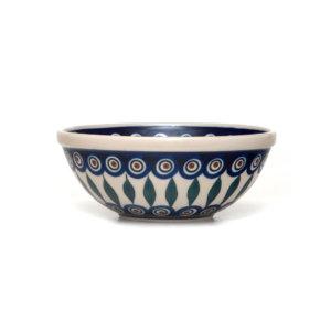 Bunzlauer Keramik Schüssel 17 cm Dekor 54