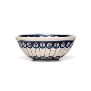 Bunzlauer Keramik Schüssel 17 cm Dekor 54A