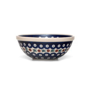 Bunzlauer Keramik Schüssel 17 cm Dekor 70