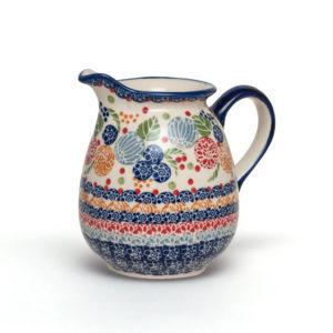 Bunzlauer Keramik Krug 1,5 Liter KOKU Unikat Modern signiert