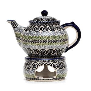 Bunzlauer Keramik Dekor CGZC Handarbeit