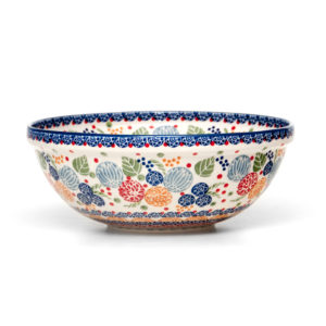 Bunzlauer Keramik Schüssel 24 cm KOKU Unikat Modern signiert