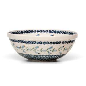 Bunzlauer Keramik Schüssel 24 cm ASD Handarbeit