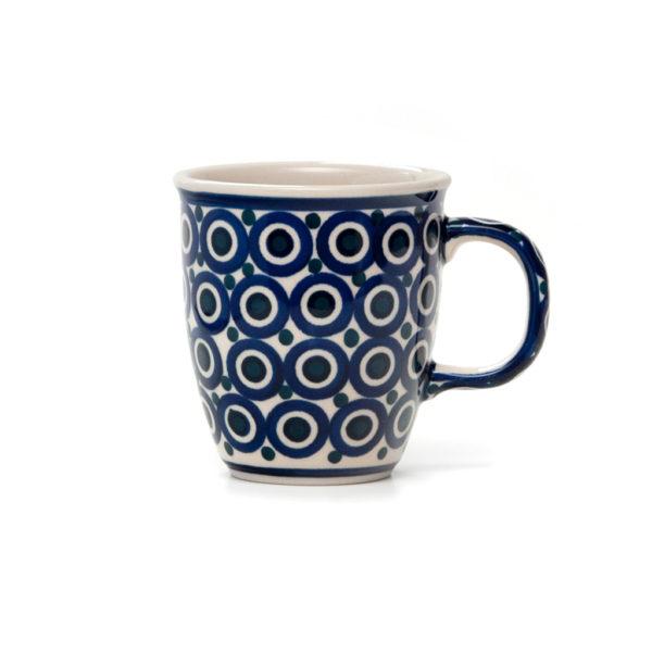 Bunzlauer Keramik Becher 300 ml Dekor 58